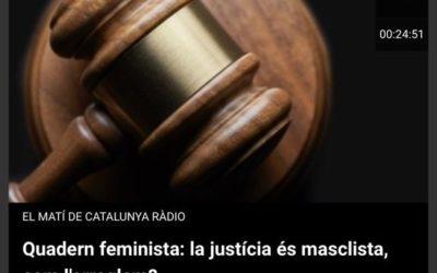 Dones Mentores a Catalunya Radio