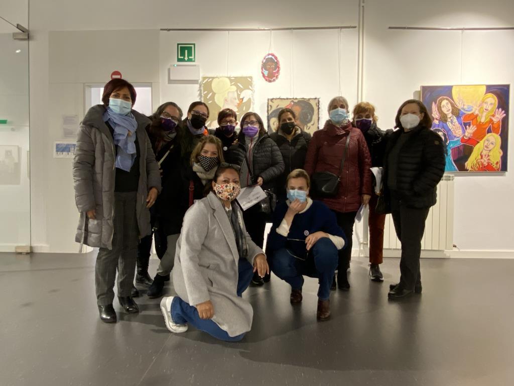 Formación en mentoría a asociación: Lunes Lilas Navarra