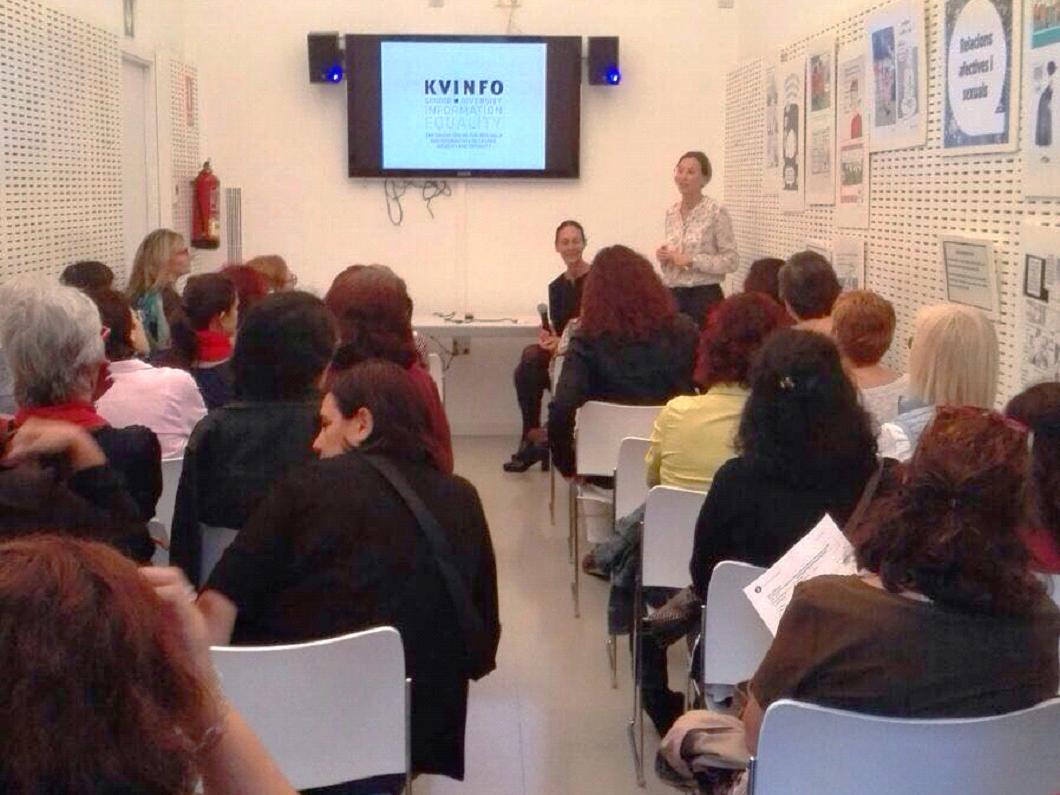 Programa municipal de la dona (PMD) – Hospitalet de Llobregat